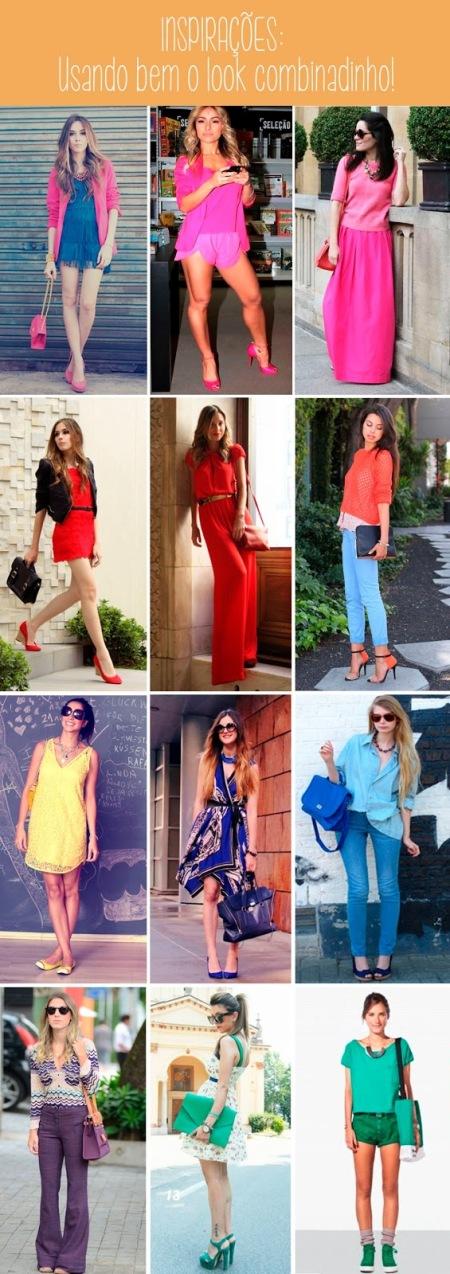 monocromático, sapato e bolsa da mesma cor, moda, fashion, color block