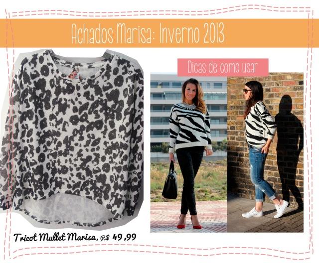 tricot, mullet, onça, P&B, como usar, dicas, moda, inspiração