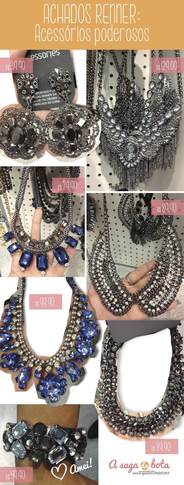 maxi colar, maxi brinco, prata, Ônix, azul, bracelete, rico, joia, bijouterias, rica
