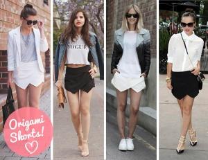 tendência, moda, fashion, saia, short, mini, curto, fashion, como usar