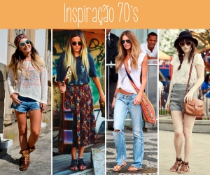 moda, inspiração, preto, hippie, rock'n'rool, looks, produções