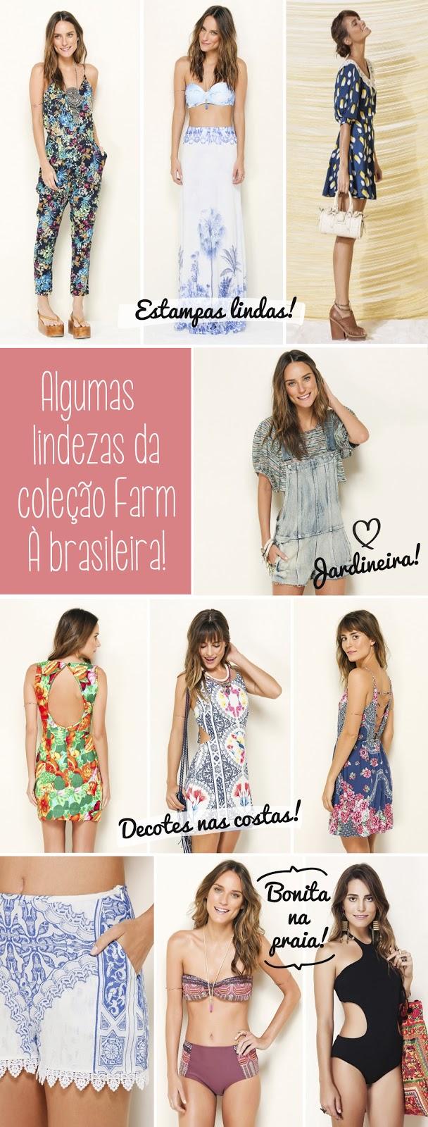 farm rio, moda, primavera verão 2014, biquíni, retrô, lindo, fashion, inspiração