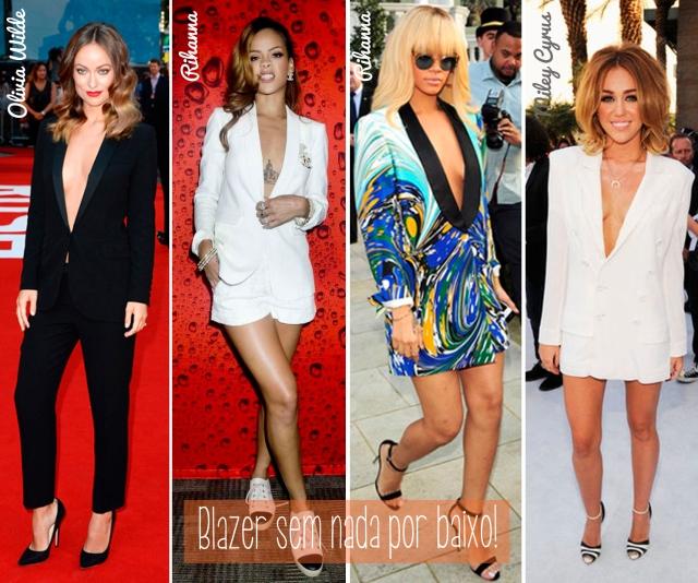 sem calça, sem blusa, fashion, moda, tendêcia, famosas, ousadas, chique, moderno, alfaiataria