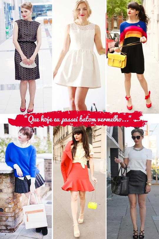 feminino, fofo, saia, vestidos, batom, vermelho, fashion, linda, feliz, elegante