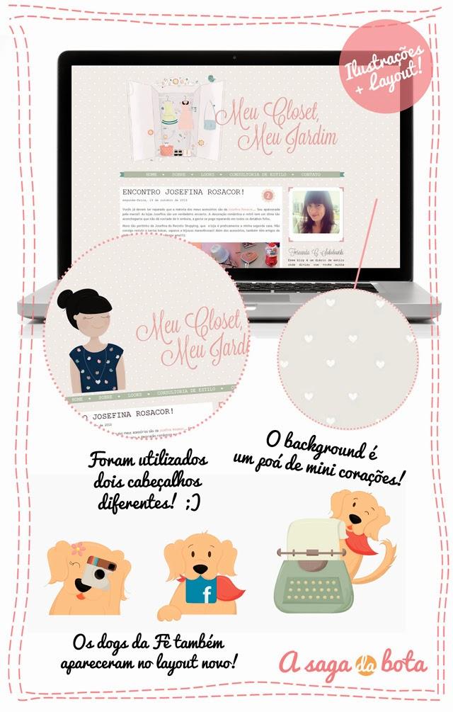 encomenda, trabalho, desenho, site, ilustradora Kênia Lopes