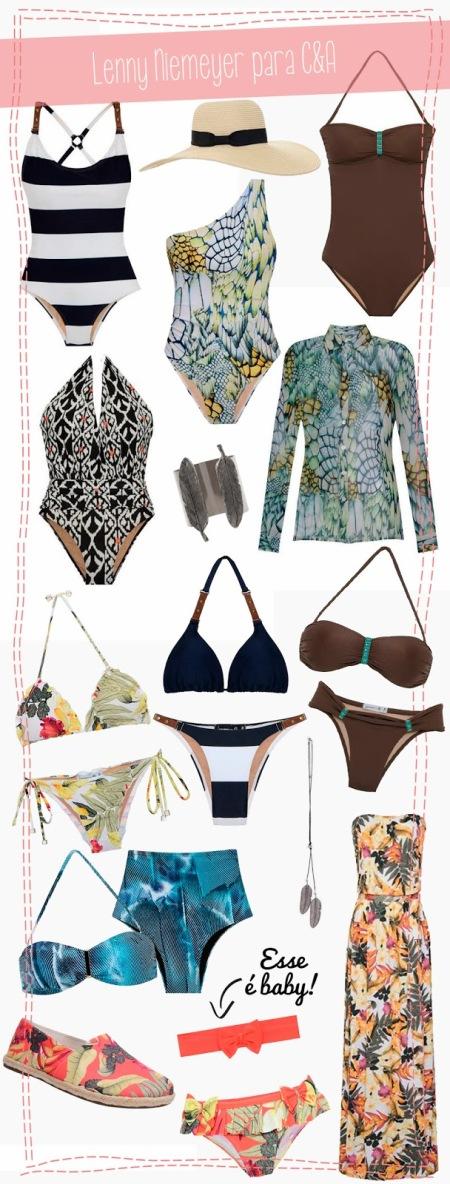 peças, preços, modelos, coleção especial, verão, biquínis, maiôs, alpargata, acessórios na praia