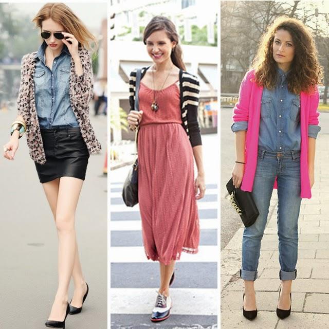 moda, look, inspiração, listras, onça, animal print, rosa, com jeans, linda