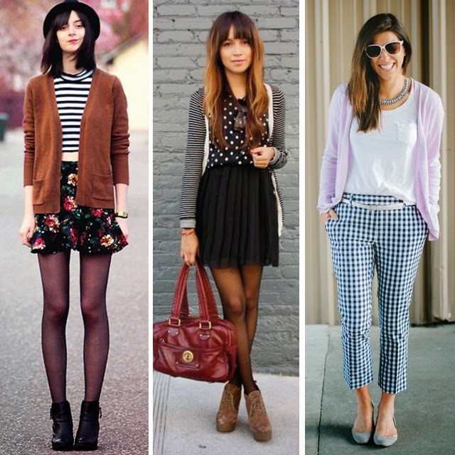 fashion, moda, look, estilo, listras, floral, poá, casual, chique, como usar