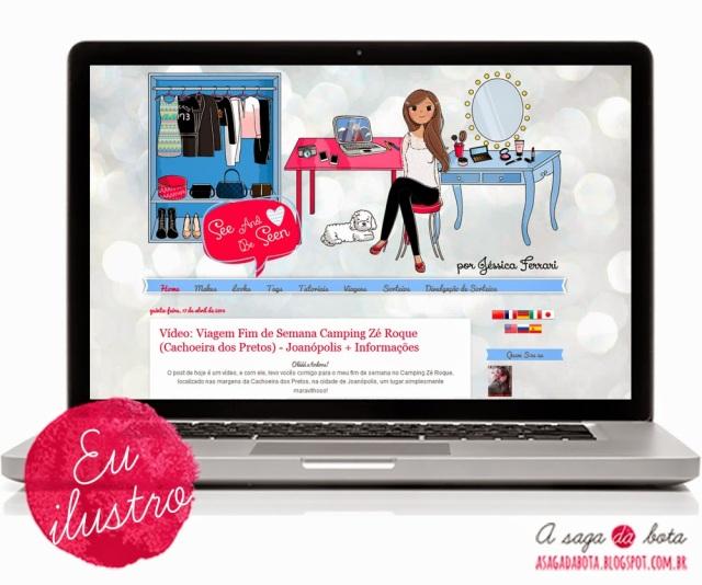 desenho, cabeçalho ilustrado blog, ilustração, header ilustração, ilustração para blog, blog personalizado, encomenda