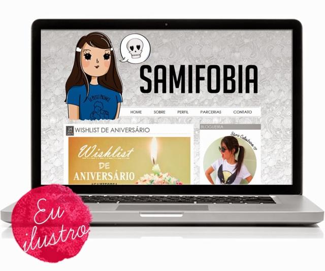 ilustração personalizada para blog, bonequinha, fofo, cute, illutration, ilustrações para blog, encomenda, orçamento, layout personalizado