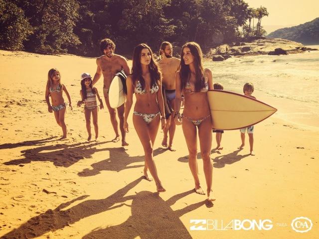 Coleção especial C&A, surf, verão, preços