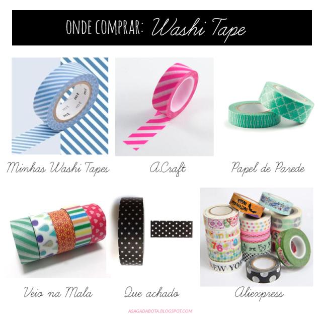 washi tape no brasil, washi tape barato